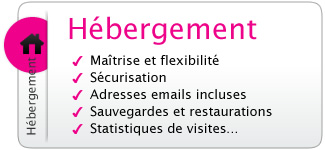 EL Technologies : hébergement sites web